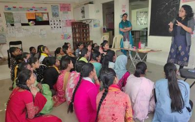 Science Workshop by Rohini Foundation