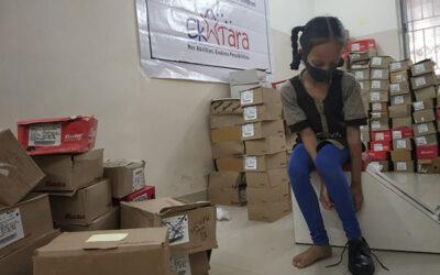 Shoe Distribution by BATA